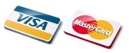 Банковские карты Visa, Master Card